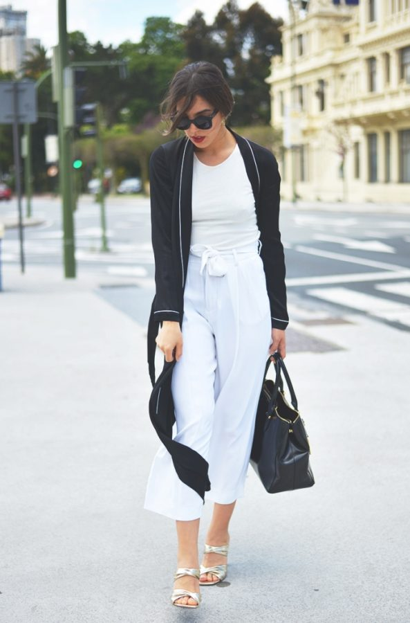 belted pyjama trend outfit bmodish