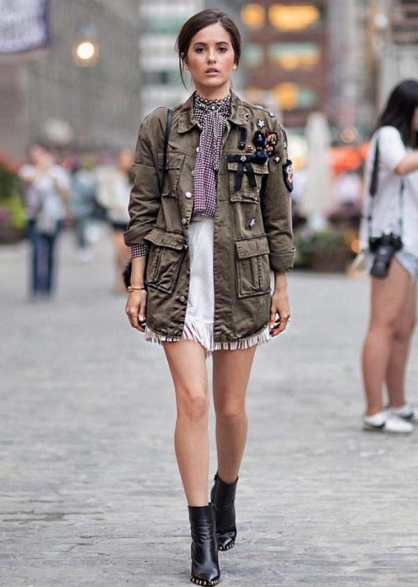 cargo jacket outfit street style bmodish
