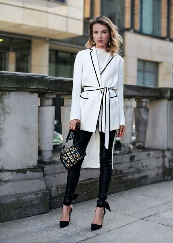 pajama blazer stylish outfit bmodish