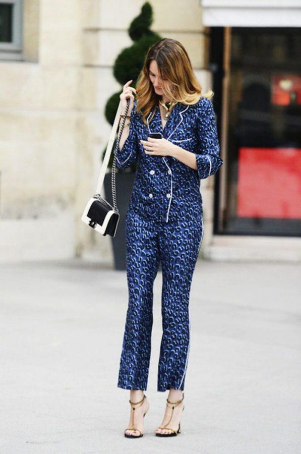 printed pajama outfit bmodish