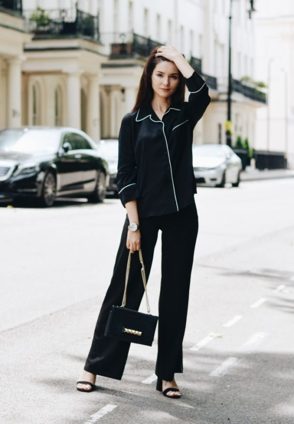 pyjama suit trend outfit bmodish