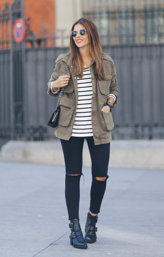 bdb190b050f How to Wear a Cargo Jacket For Stylish Look Anytime - Be Modish