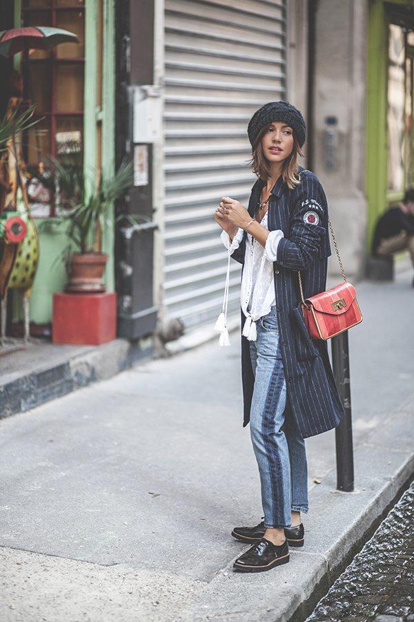 stylish zara long blazer outfit bmodish