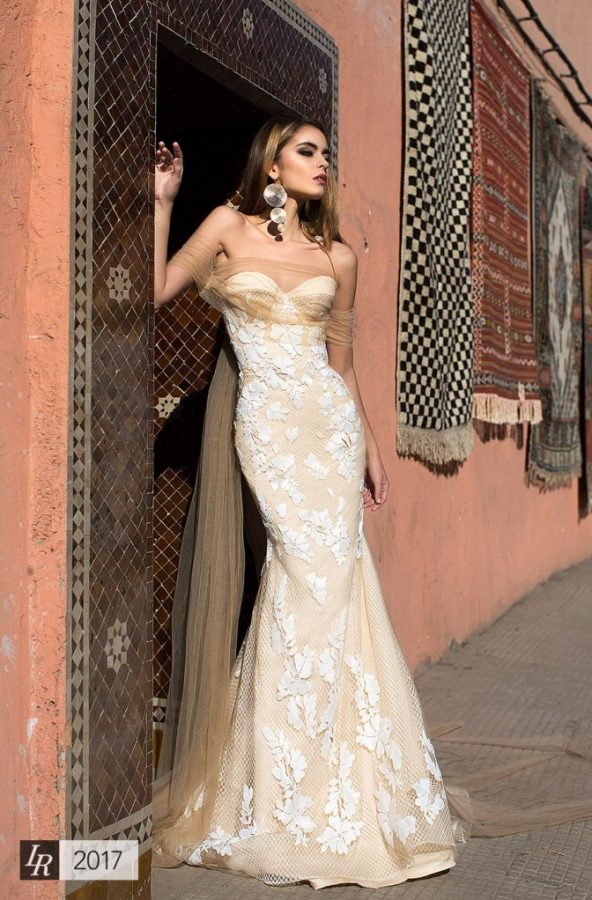 zineb lorezo rossi wedding dress 2017 2 bmodish