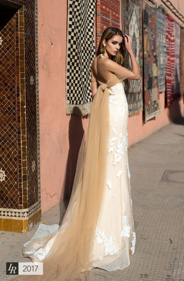 zineb lorezo rossi wedding dress 2017 bmodish