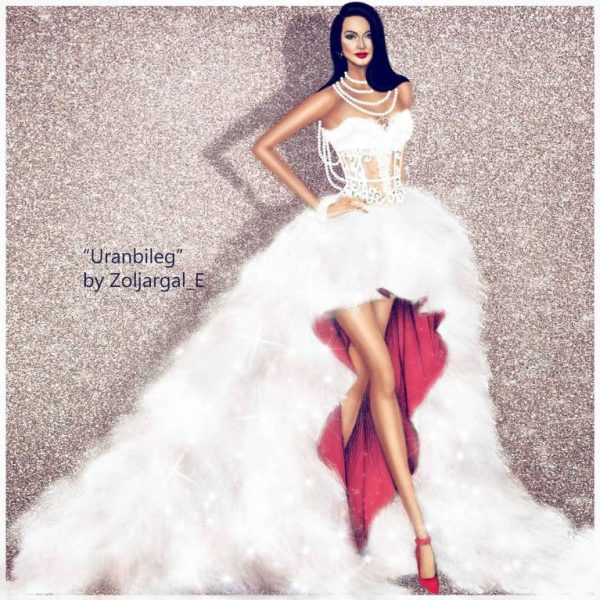 zoljargal enkhbold couture illustrator 3 bmodish
