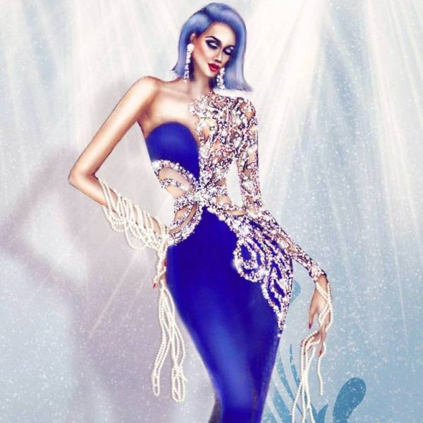 zoljargal enkhbold couture illustrator 9 bmodish