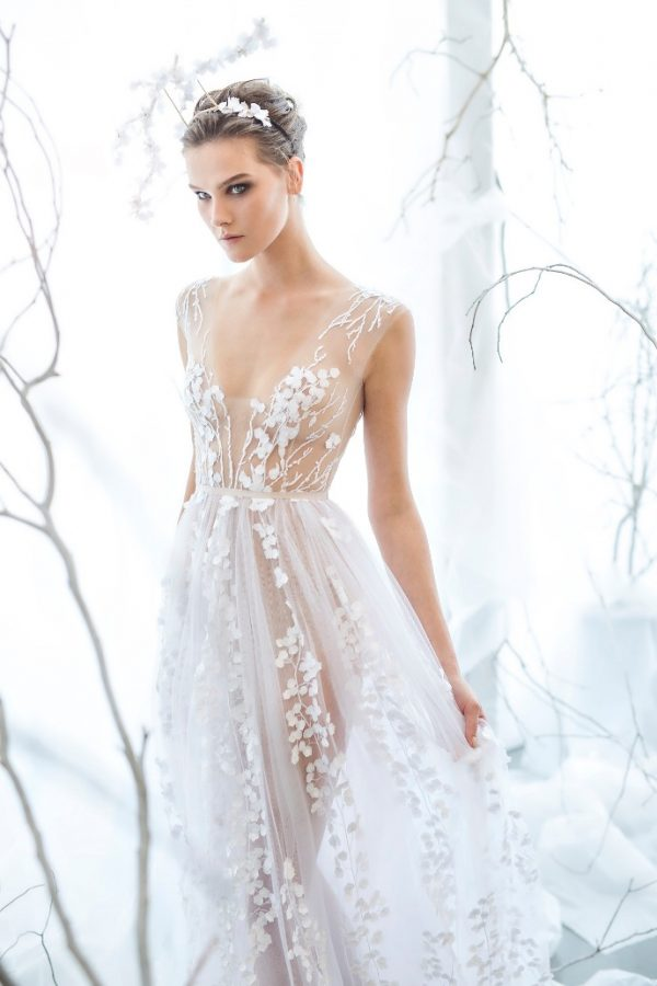 CALLIA mira zwillinger wedding dress bmodish