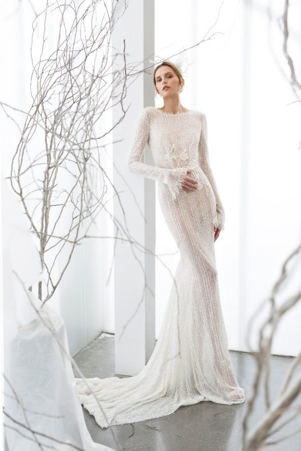 ELIA mira zwillinger bridal collection bmodish