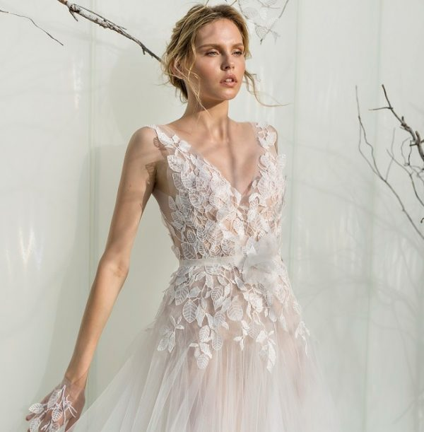FERN mira zwillinger wedding dress