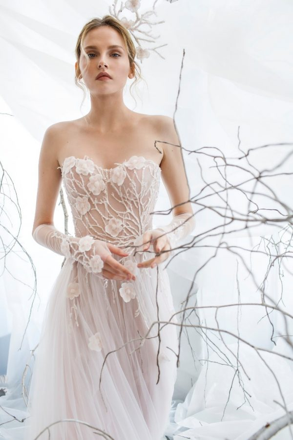 FLORA-3 mira zwillinger bridal 2017 collection