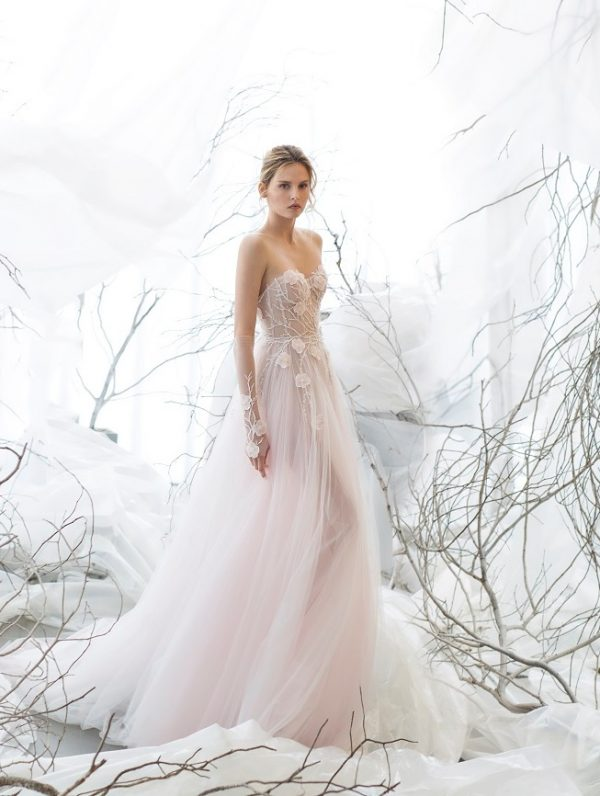 FLORA-mira zwillinger bridal 2017 collection