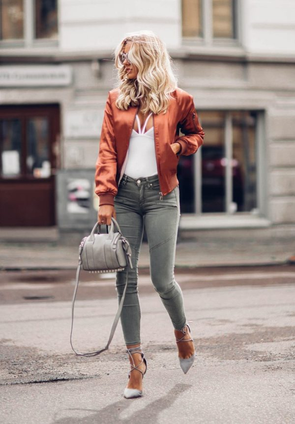 40+ Classic and Modern Fall Street Style Ideas To Try Right