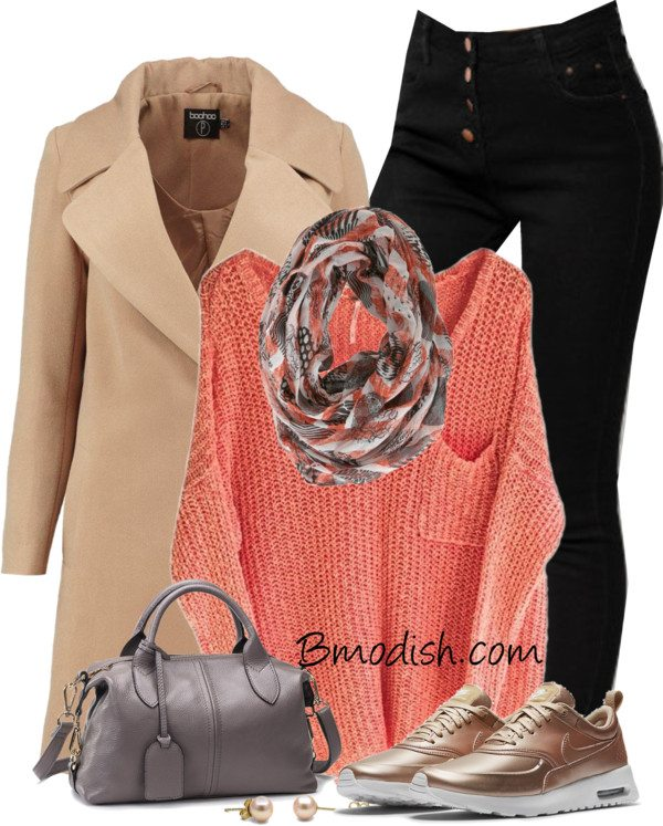 casual teen polyvore fall outfit bmodish