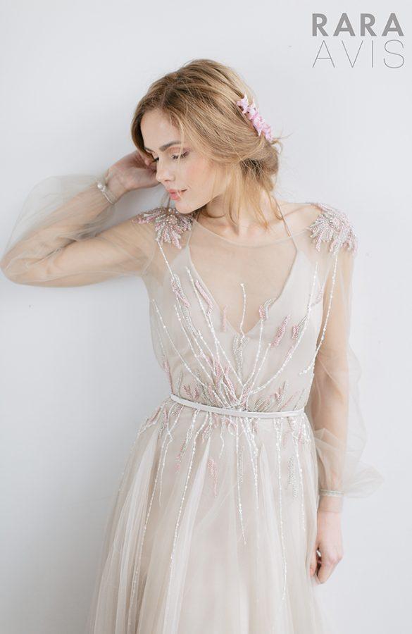 fani rara avis wedding bloom dress 2 bmodish