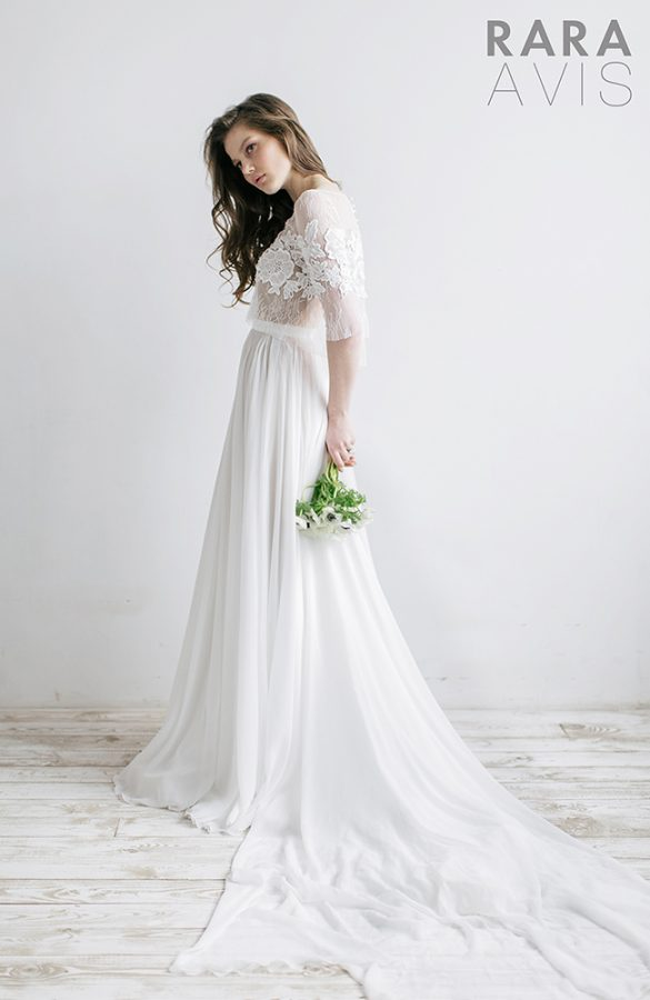 ivis rara avis wedding bloom dress 2 bmodish