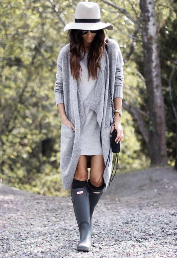 Comfy and Cozy Long Cardigan Outfits For This Season - Be Modish