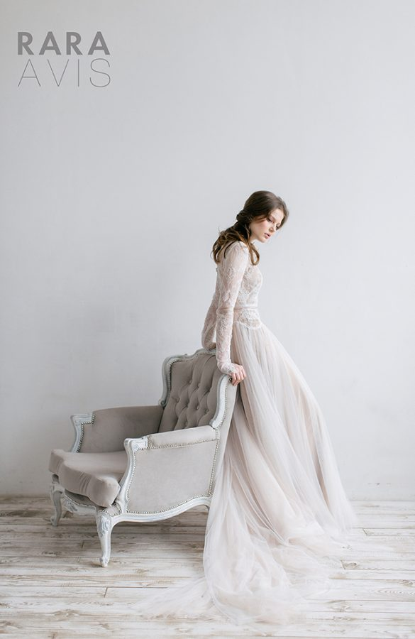 meige rara avis wedding bloom dress 1 bmodish