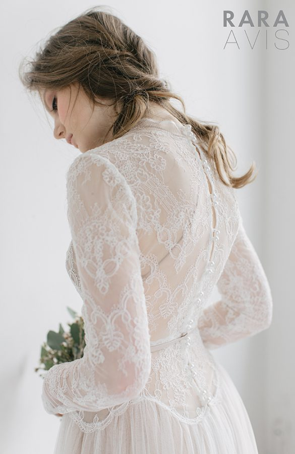 meige rara avis wedding bloom dress 2 bmodish