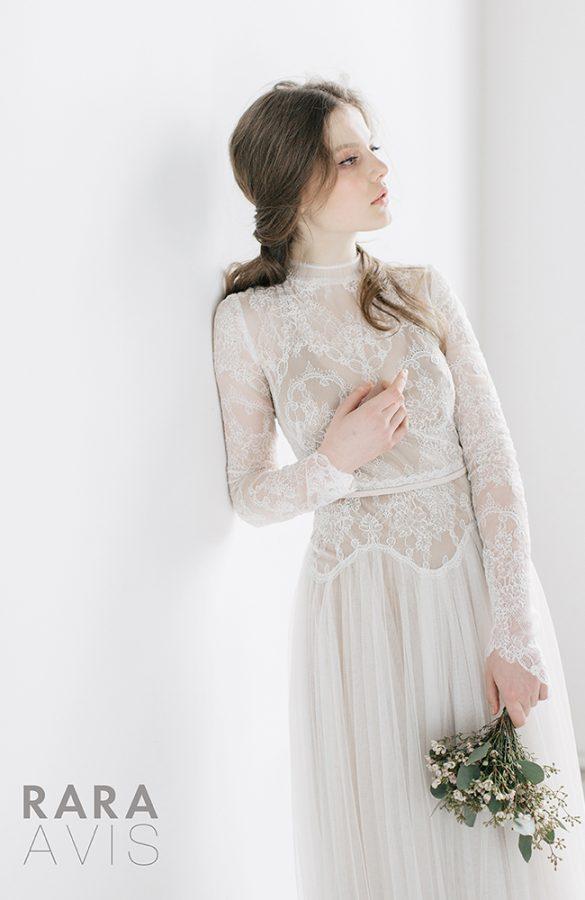 meige rara avis wedding bloom dress 4 bmodish