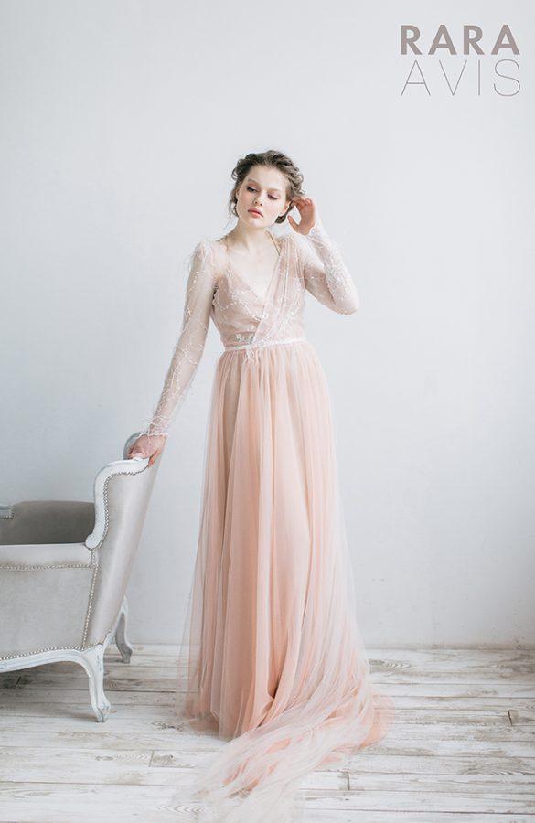 melin rara avis wedding bloom dress 2 bmodish