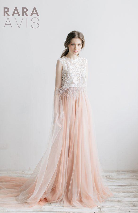 mensi rara avis wedding bloom wedding dress 1 bmodish