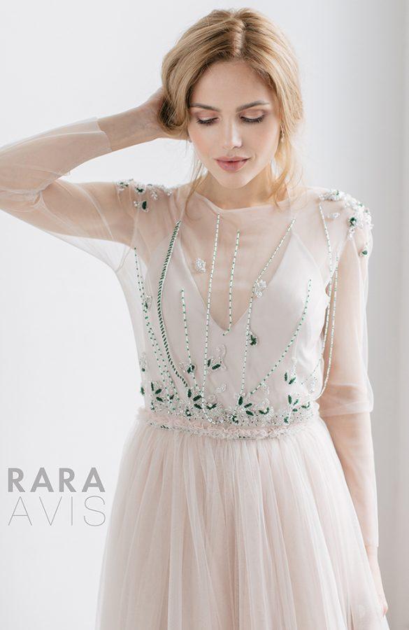 palymas rara avis wedding bloom wedding dress 4 bmodish