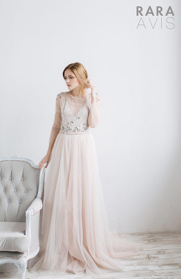 palymas rara avis wedding bloom wedding dress 5 bmodish