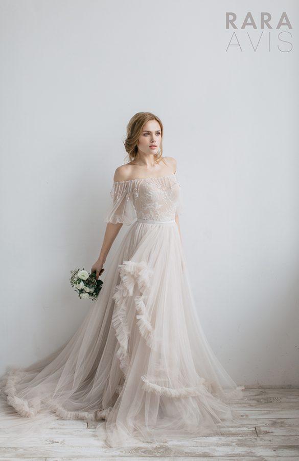 viris rara avis wedding bloom wedding dress 4 bmodish