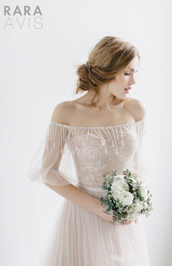 viris rara avis wedding bloom wedding dress 5 bmodish