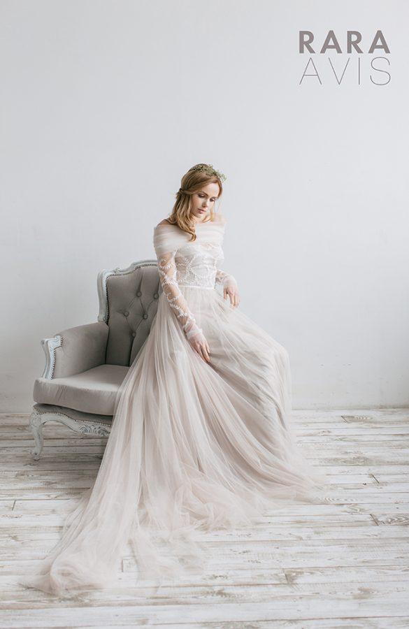 virol rara avis wedding dress 1 bmodish