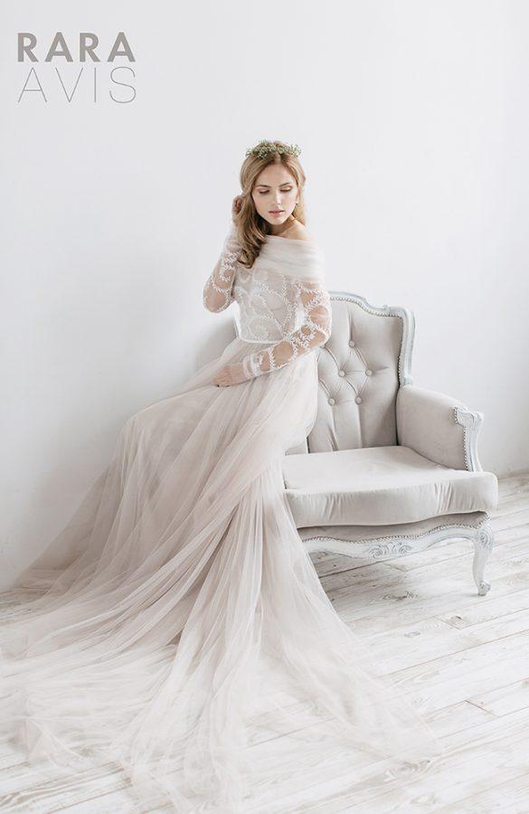 virol rara avis wedding dress 3 bmodish