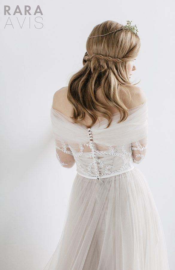virol rara avis wedding dress 4 bmodish
