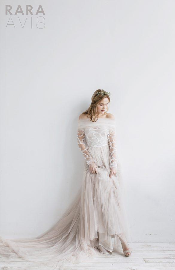 virol rara avis wedding dress 5 bmodish
