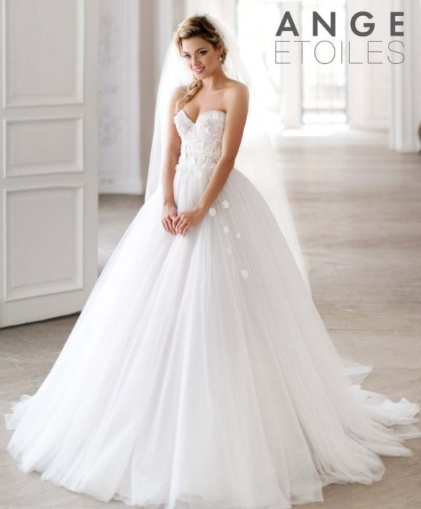 Ange etoiles charme collection wedding dress 11 bmodish