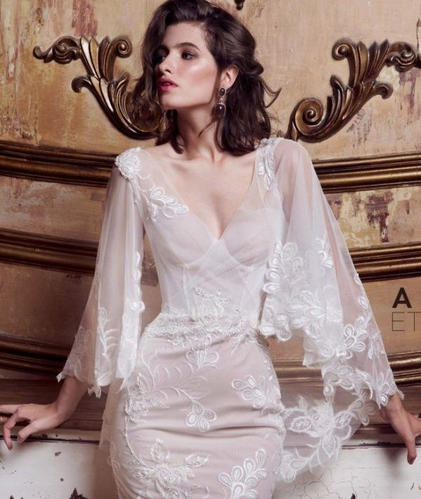 Ange etoiles charme collection wedding dress 18 bmodish