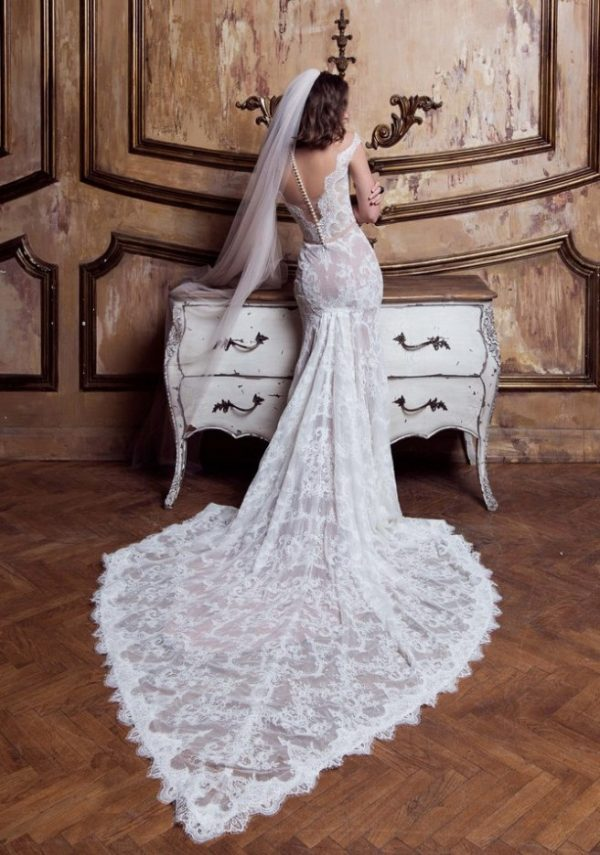 Ange etoiles charme collection wedding dress 22 bmodish