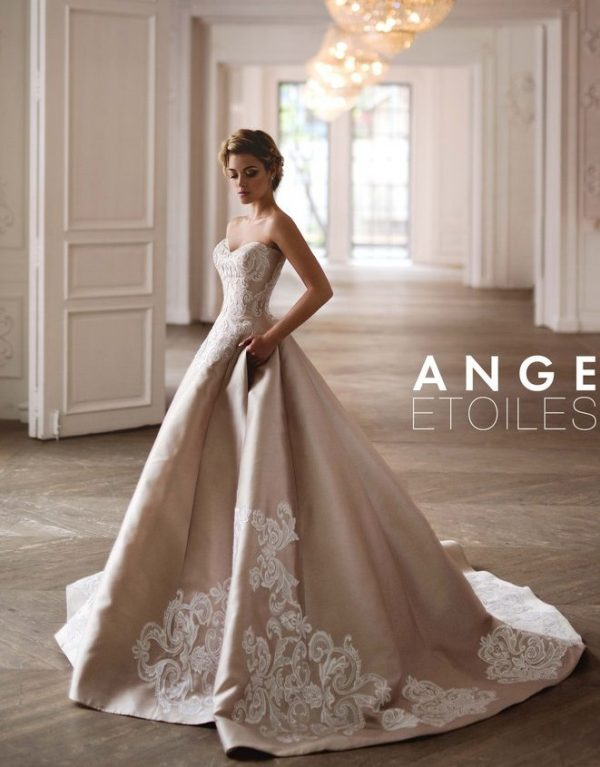 Ange etoiles charme collection wedding dress 24 bmodish