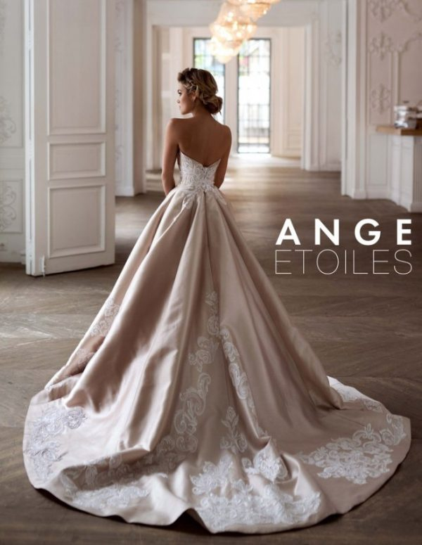 Ange etoiles charme collection wedding dress 25 bmodish