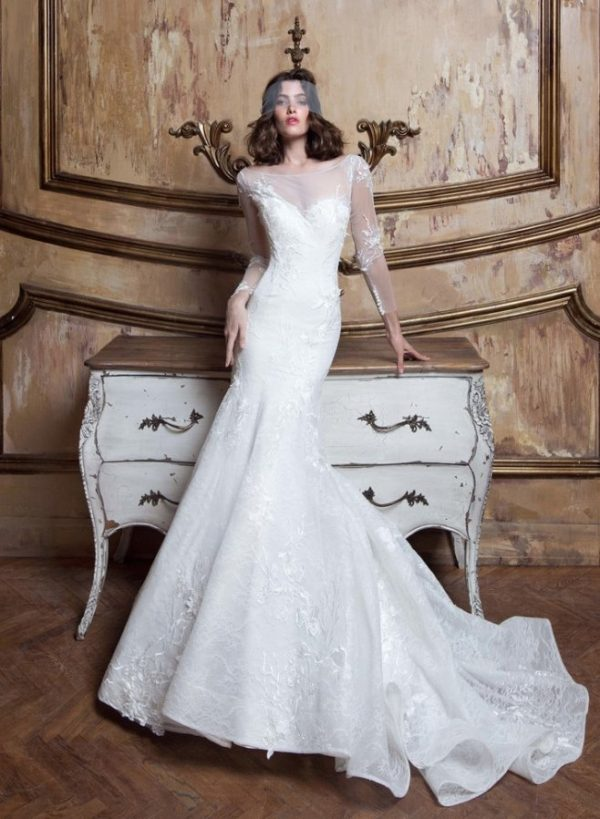 Ange etoiles charme collection wedding dress 27 bmodish