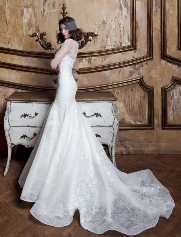 Ange etoiles charme collection wedding dress 29 bmodish