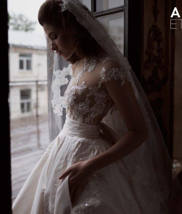 Ange etoiles charme collection wedding dress 31 bmodish