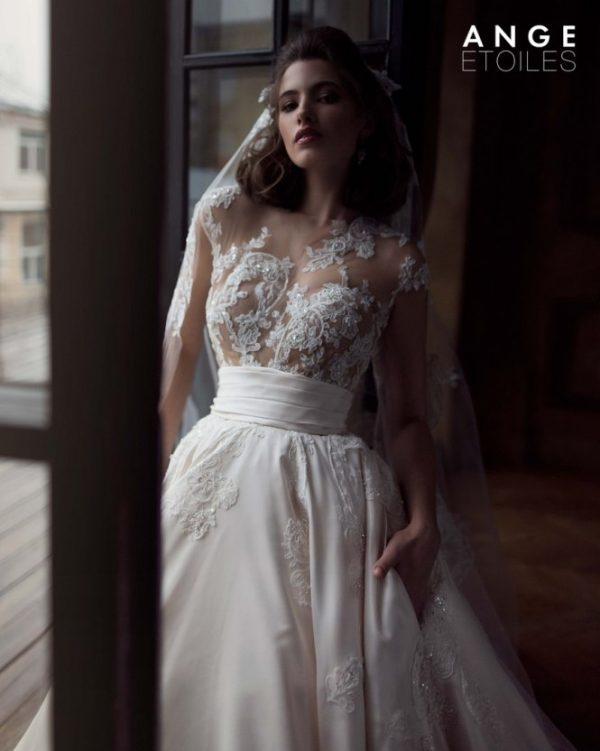 Ange etoiles charme collection wedding dress 32 bmodish