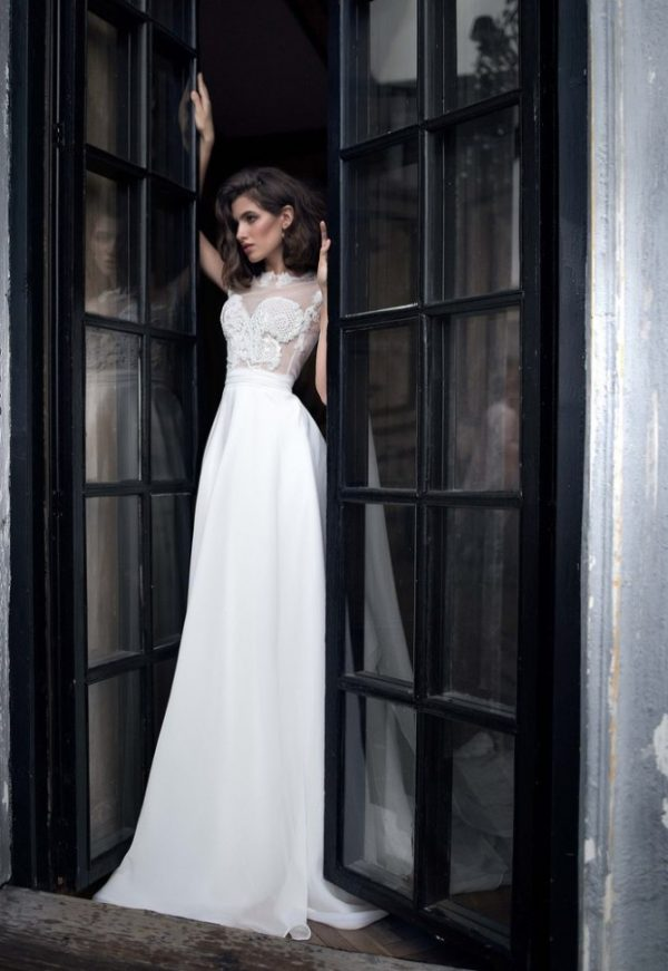 Ange etoiles charme collection wedding dress 36 bmodish