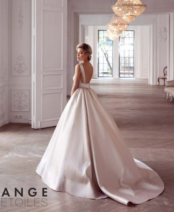 Ange etoiles charme collection wedding dress 4 bmodish