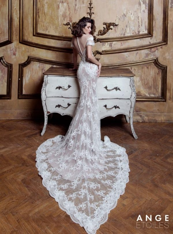 Ange etoiles charme collection wedding dress 63 bmodish
