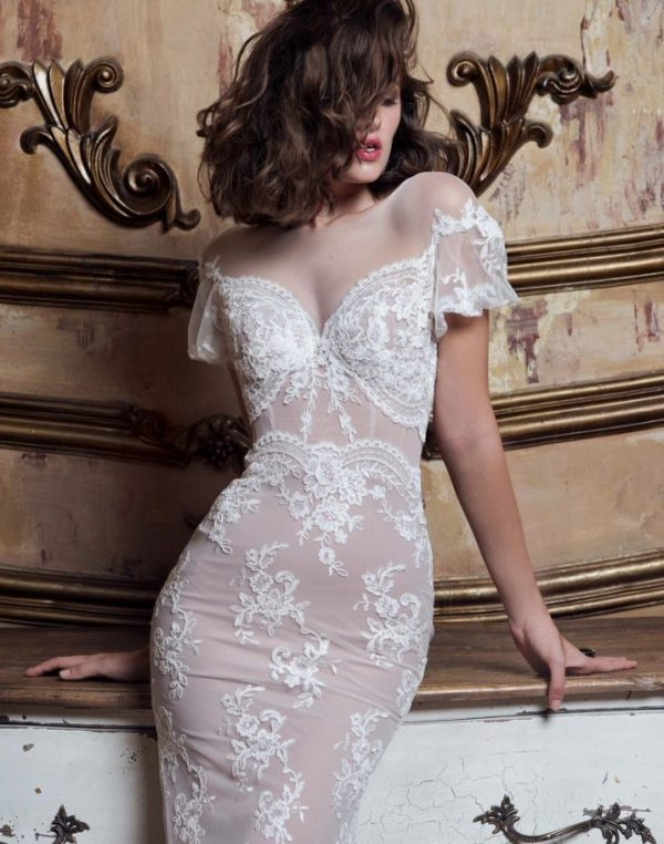 Ange etoiles charme collection wedding dress 64 bmodish