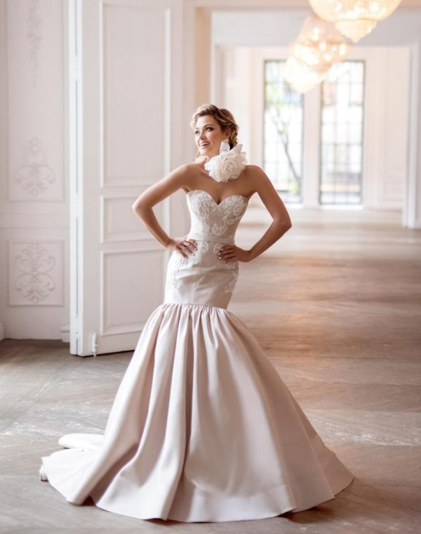 Ange etoiles charme collection wedding dress 81 bmodish