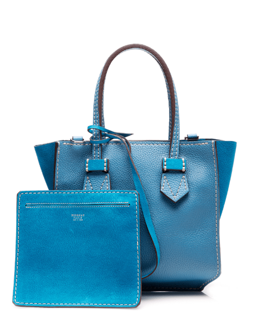 moreau blue bregancon mini zip bag bmodish