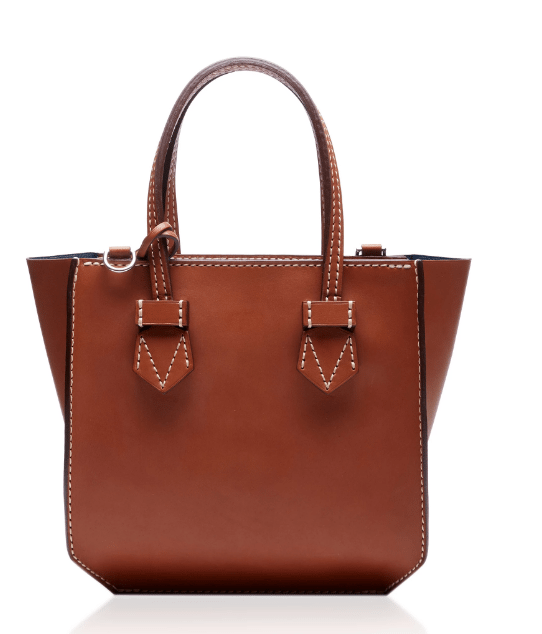 moreau brown bregancon mini zip bag bmodish